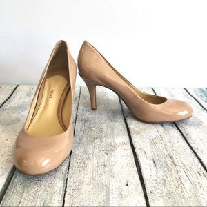 Women's Nude Pumps